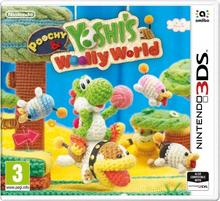 Poochy & Yoshis Woolly World 3DS