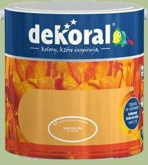 Dekoral Farba lateksowa Akrylit W miętowa herbata 2.5L - Farba Lateksowa