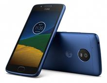 Motorola Moto G5 2GB/16GB Dual Sim Niebieski