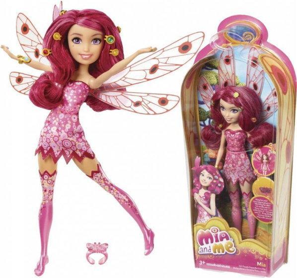 Mattel Mia i Ja BFW35
