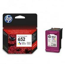 HP Tusz 652 Trójkolorowy