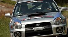 Jazda Subaru Impreza co-drive - Wrocław