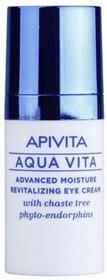 Apivita Aqua Vita intensywnie rewitalizujący krem do okolic oczu with Chaste Tre