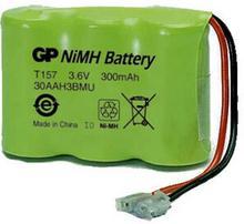 GP Akumulator do telefonów bezprzewodowych GP T157 P-P301