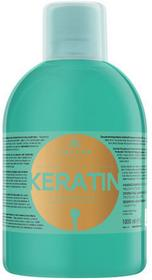 Kallos KJMN Szampon z Keratyną ułatwiający prostowanie 1000 ml