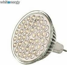 Whitenergy żarówka LED MR16 36 LED 1.8W 12V barwa ciepła biała 07305