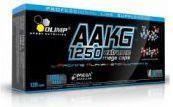 Olimp AAKG 1250 Extreme Mega Caps Mega Capsules 120 kaps.