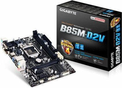 Gigabyte GA-B85M-D2V