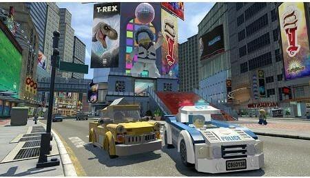 Lego City Undercover Tajny Agent XONE
