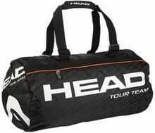 Head Torba Tenisowa Tour Team Club Bag - black/orange/white