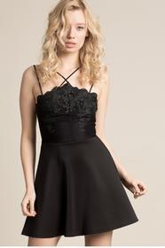 Missguided Sukienka DE907134 czarny