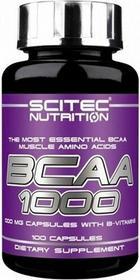 Scitec BCAA 1000 100kaps.
