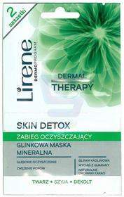 Dr Irena Eris Dermal Therapy Zabieg oczyszczający Skin detox 2x6ml
