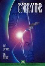 Star Trek 7: Pokolenia [DVD]