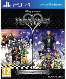 Kingdom Hearts 1.5 & 2.5 PS4