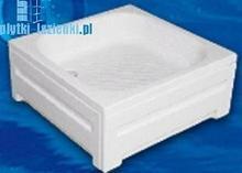 Polimat Obudowa do brodzika kwadratowego 90x90x14 00167