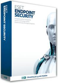Eset Endpoint Security Client (10 stan. / 1 rok) - Uaktualnienie