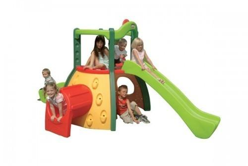 LITTLE TIKES LT Plac Zabaw Super Małpi Gaj