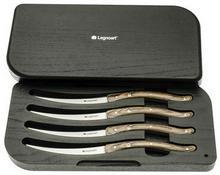 Legnoart Zestaw noży do steków jasny SK-10