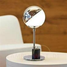 Designerska Lampa stołowa z półkulą