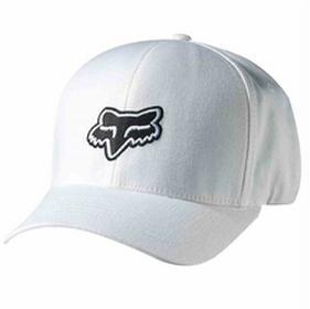 Fox Czapka z daszkiem - Legacy White (008) rozmiar: L/XL