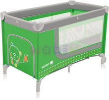Baby Design Łóżeczko łóżeczka turystyczne Holiday (zielone) ! Holiday 04