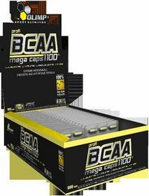 Olimp BCAA Mega Caps 1100 30 kaps blister