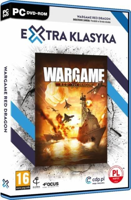 Wargame: Red Dragon Extra Klasyka PC