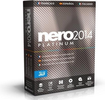 Ahead Nero 2014 Platinum