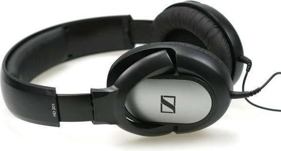 Sennheiser HD 201 Czarno-srebrne