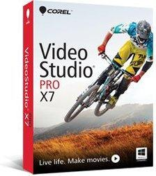 Corel VideoStudio Pro X7 - Nowa licencja