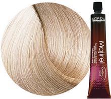 Loreal Majirel | Trwała farba do włosów kolor 10.21 bardzo bardzo jasny blond opalizująco-popielaty 50ml