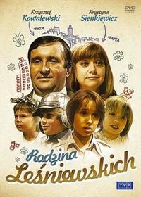 Rodzina Leśniewskich DVD) Krystyna Boglar Janusz Łęski