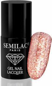 Semilac Lakier hybrydowy 094 Pink Gold
