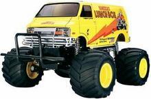 Tamiya Monstertruck Lunch Box 2WD