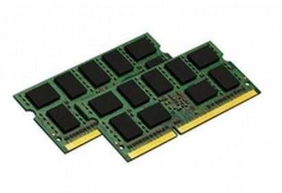 KingstonPamięć do notebooków SODIMM DDR4 2x8GB, 2133MHz, CL15 KVR21S15S8K2/16