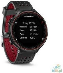 Garmin Forerunner 235 Czarno-Czerwony 010-03717-70