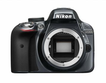 NikonD3300 body szary