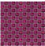 Dunin Vitrum Mozaika 30x30 Fioletowy Diamond mix 134