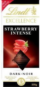 Lindt Excellence Strawberry Intense 100g