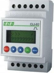 F&F Licznik impulsów CLI-02