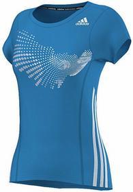 adidas Koszulka BT Graph Blue G88775