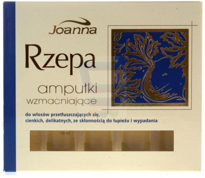 Joanna Rzepa ampułki wzmacniające do włosów 4x10 ml