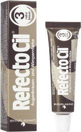 RefectoCil Henna do brwi i rzęs nr 3 brązowy 15 ml