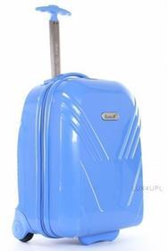Bubule Walizka mała kabinowa WIZZAIR WizzAir Blue