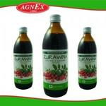 AlterMedica Sok z żurawiny 500 ml