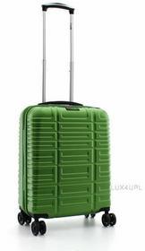 Dielle walizka podróżna kabinowa, mała, z poliwęglanu, na 4 kółkach, 33 L 350 - Zielony 3