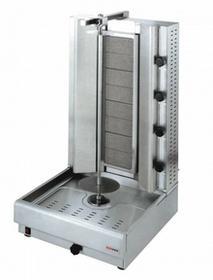 REDFOX Kebab gyros grill gazowy wsad 40 kg DG-6A PROMOCJA DG- 6A