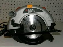 Black&Decker PILARKA TARCZOWA CD 601