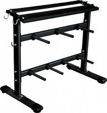 Marcy Disc & Dumbbell Rack 14MASCL327